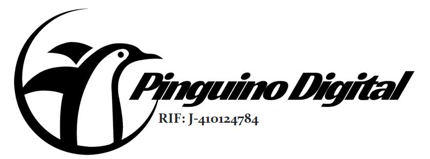pinguino digital logo para pagina