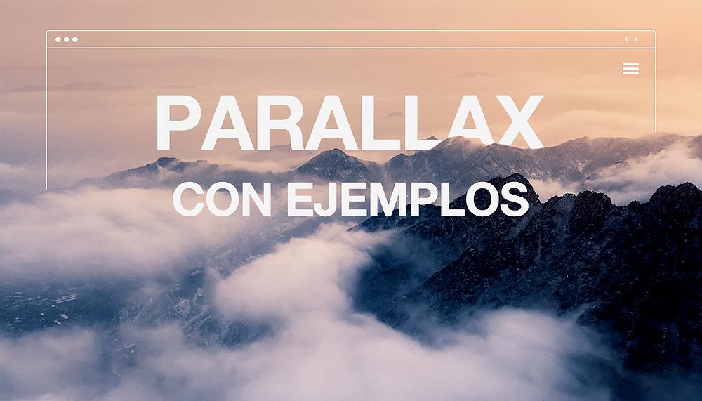 Efecto parallax