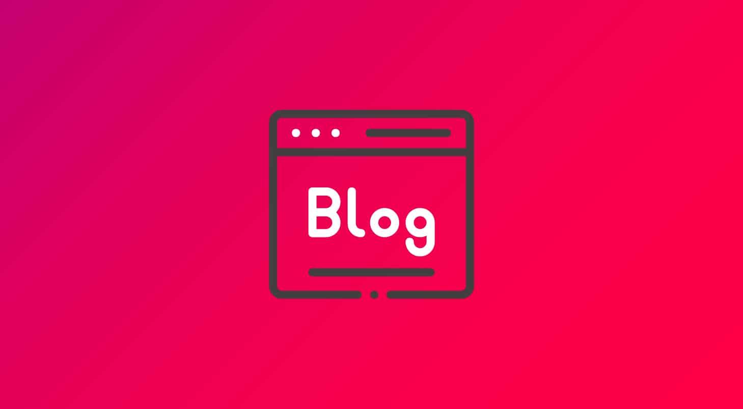 Pasos para hacer un blog
