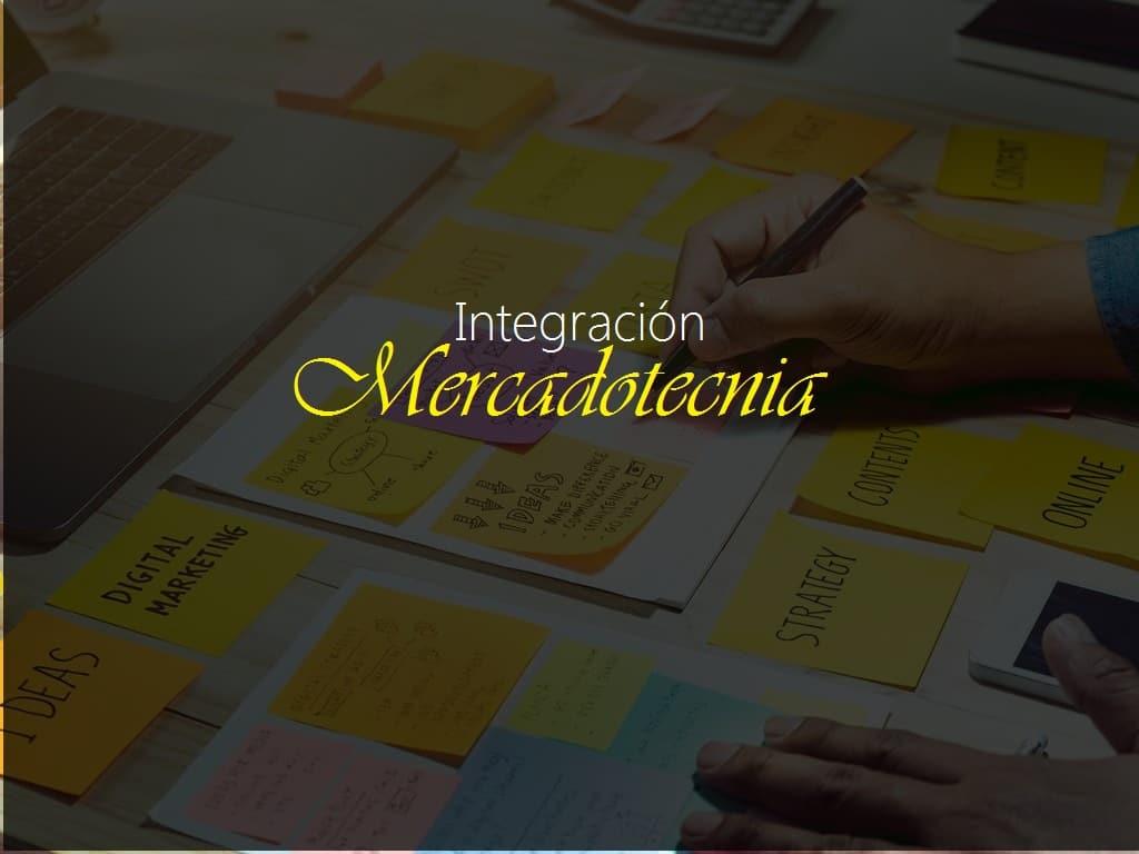 Integración de la mercadotecnia
