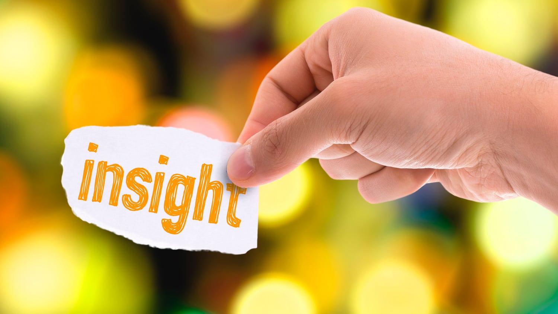 Qué es el Insight