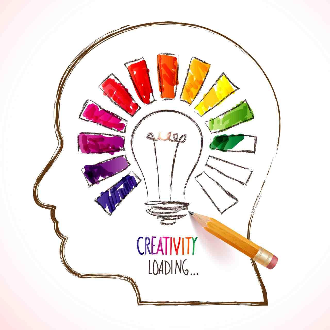 Qué es ser creativo
