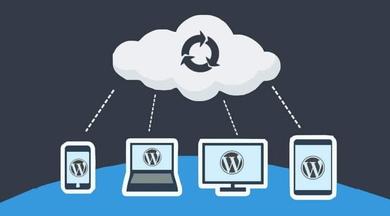 copia de seguridad wordpress