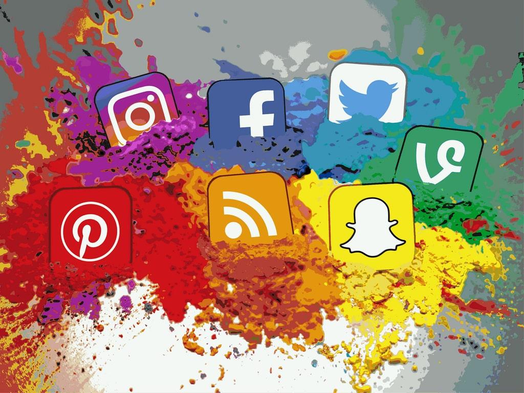para qué sirve cada red social