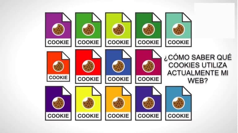 Cómo saber que cookies utiliza mi web