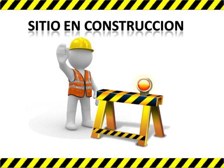 pagina en construcción