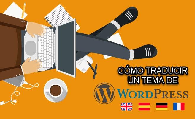 Traducir un tema de WordPress